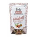 Brit Care Cat Snack Hairboll Duck