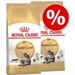 Ekonomipack: 2 påsar Royal Canin Breed kattfoder - Maine Coon Adult (2 x 10 kg)