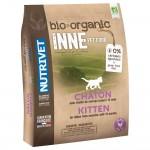 Nutrivet Inne Bio Kitten - Ekonomipack: 2 x 6 kg