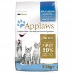 Applaws Kitten Chicken - spannmålsfritt - Ekonomipack: 2 x 7,5 kg