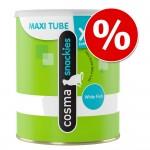 Cosma Snackies XXL Maxi Tube till SPECIALPRIS! - Tonfisk 180 g