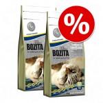 Ekonomipack: 2 x 10 kg Bozita Feline kattfoder till lågpris! - GrainFree Single Protein Chicken (2 x 10 kg)