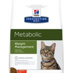 Hill's Prescription Diet Feline Metabolic 8 kg
