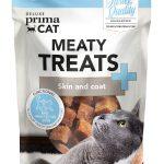 Prima Cat Meaty Treats Skin And Coat Delikatess 30 g