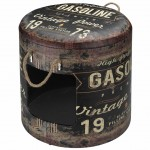 D&D Husdjursbädd Gasoline strl L 42x40 cm brun 434/431665