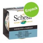 Schesir i gelé 1 x 85 g - Tonfisk & quinoa