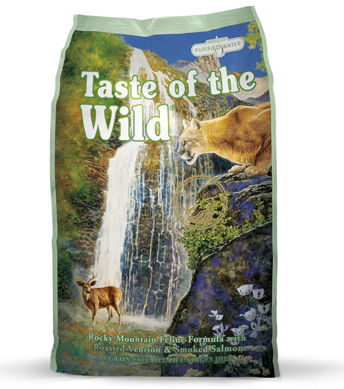 Taste of the wild katt