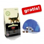 8 kg / 10 kg James Wellbeloved + Trixie Cat Activity Snack Box på köpet! - Senior Fish (8 kg)