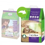 Cat's Best Nature Gold / Smart Pellets kattsand - Ekonomipack: 2 x 20 l (ca 18 kg)
