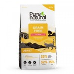 Purenatural Cat Grain Free Adult Salmon 10 kg