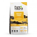 Purenatural Kitten Grain Free Chicken 10 kg