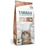 Yarrah Organic Cat Adult Chicken & Fish Grain Free 10 kg
