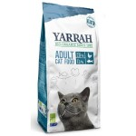 Yarrah Organic Cat Adult Fish 10 kg