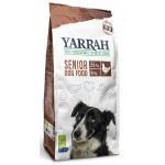 Yarrah Organic Dog Senior Chicken with Herb Blend 10 kg