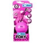 Aktiveringsleksak Coockoo Foxy Rosa