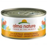 Almo Nature 6 x 70 g - Kyckling & lever