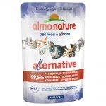 Almo Nature HFC Alternative Cat 6 x 55 g Kycklingfilé