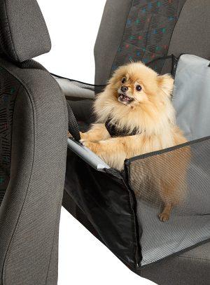 Bilbaksäte För Hunden