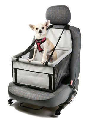 Bilsäte för Hunden