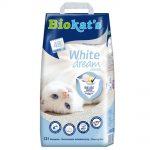 Biokat's White Dream kattsand - Ekonomipack: 2 x 12 l