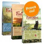Blandat provpack Purizon Adult 3 x 2,5 kg - III: Wild Boar, Fish & Lamb och Fish
