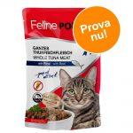Blandpack: 6 x 100 g Feline Porta 21 - Blandpack spannmålsfria varianter