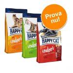 Blandpack: Happy Cat Indoor Adult - Blandpack: 3 x 4 kg