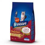 Brekkies Delicious Chicken, Turkey & Vegetables - 3 kg