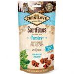 Carnilove Cat Semi Moist Snack Sardine & Parsley