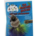 Cat Catcher refill Da feather Mouse