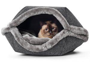 Cat Cave Lugano Grå