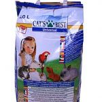 Cats best Universal träpellets 10 liter