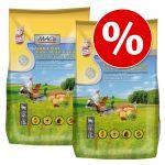 Ekonomipack: 2 x 7 kg MAC's Cat torrfoder - Adult Lax & öring (2 x 7 kg)