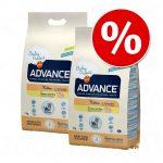 Ekonomipack: Advance kattfoder Sensitive Adult Salmon & Rice (2 x 10 kg)