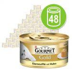 Ekonomipack: Gourmet Gold Soufflé 48 x 85 g - Lax