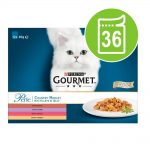 Ekonomipack: Gourmet Perle 36 x 85 g - Chef's Collection