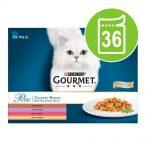 Ekonomipack: Gourmet Perle 36 x 85 g - Delicate Meats Duo