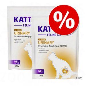 Ekonomipack: Kattovit specialdiet 2 eller 3 påsar - Ekonomipack: Urinary med kyckling (2 x 4 kg)