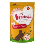 Feringa Crunchy Bites Kyckling & ost Ekonomipack: 3 x 30 g