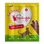 Feringa Sticks Kyckling & anka - Ekonomipack: 3 x 3-pack
