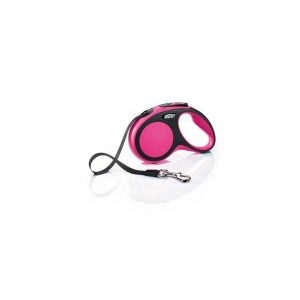 Flexi Koppel New Comfort Band Rosa Small 5 m