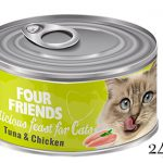 Four Friends Tuna & Chicken 24-pack