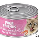 Four Friends Tuna & Shrimp 24-pack