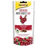 GimCat Superfood Nutri Pockets - 60 g