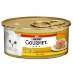 Gourmet Gold Melting Heart 12 x 85 g - Kyckling