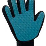 Handske för pälsvård