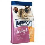Happy Cat Supreme Sterilised Atlantic Salmon - 10 kg