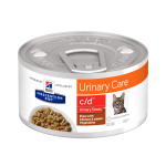 Hill's PD Feline c/d™ Urinary Stress Stew Chicken&Vegetables