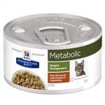 Hill's Prescription Diet Metabolic Stew med kyckling - 1 x 82 g