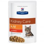 Hill's Prescription Diet k/d Kidney Care - Chicken 12 x 85 g